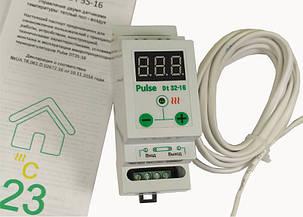 Цифровой терморегулятор DT 35-16, фото 2