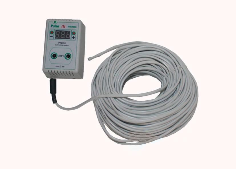 Терморегулятор PT20-N30 цифровой