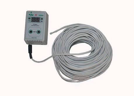 Терморегулятор PT20-N30 цифровой, фото 2