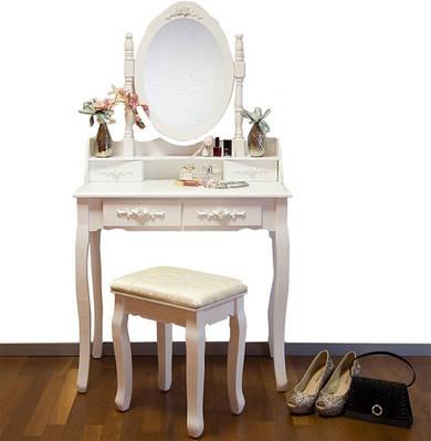 Трюмо, туалетные столики