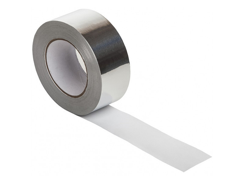 Стрічка алюмінієва HPX TAPE ALU - 40 мкм 75 мм х 50 м