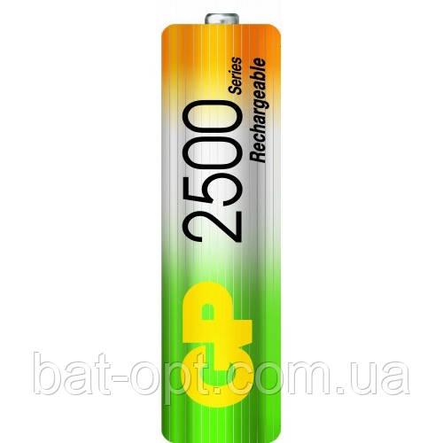 Аккумулятор GP R6 AA 2500mAh Ni-MH пальчиковый