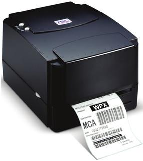 Принтер друку етикеток настільний TSC TTP-244 Pro