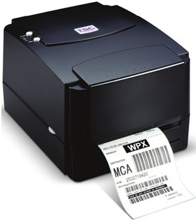 Принтер печати этикеток настольный TSC TTP-244 Pro