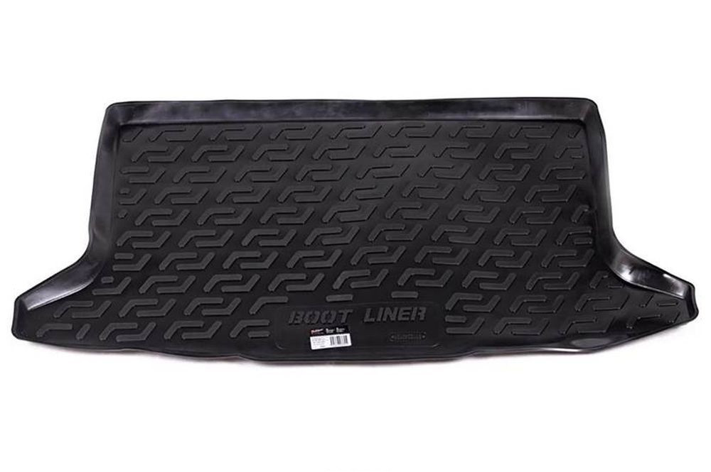 Коврик в багажник для Suzuki SX4 HB (10-) полиуретановый 112040201