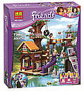 "Конструктор Bela Friends 10497 ""Спортивный лагерь: дом на дереве"" (LEGO Friends 41122), 739 дет​, фото 7"