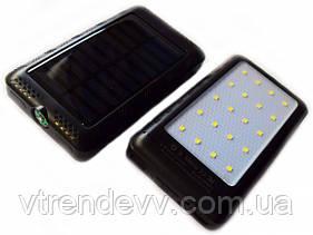 Внешний аккумулятор Power Bank Solar 100 000 mAh с компасом