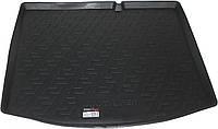 Коврик в багажник для Suzuki SX4 HB (13-) полиуретановый с органайзером 112040601, фото 1