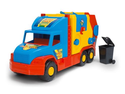 WADER Super Truck мусоровоз W36580