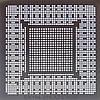 Трафарет nVidia GK104-200-KD-A2, GK104-225-A2, GK104-300-KD-A2, GK104-325-A2, GK104-400-A2, GK104-425-A2 0,5mm