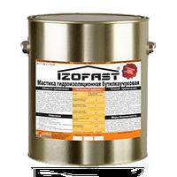 МАСТИКА БУТИЛ-КАУЧУКОВАЯ IZOFAST(для кровли) 20 кг