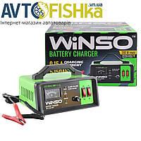 Зарядное устройство Winso/  Зарядний пристрій для АКБ з напругою 12-24В, фото 1