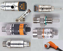 Датчики и разъемы для диагностики гидравлики техники и оборудования с гидравлическим приводом