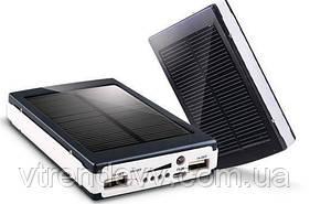 Портативное зарядное устройство Power Bank Solar UKC 90 000 mAh