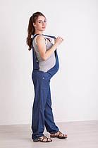 Летний комбинезон для беременных 42,44,46 трансформер, фото 3