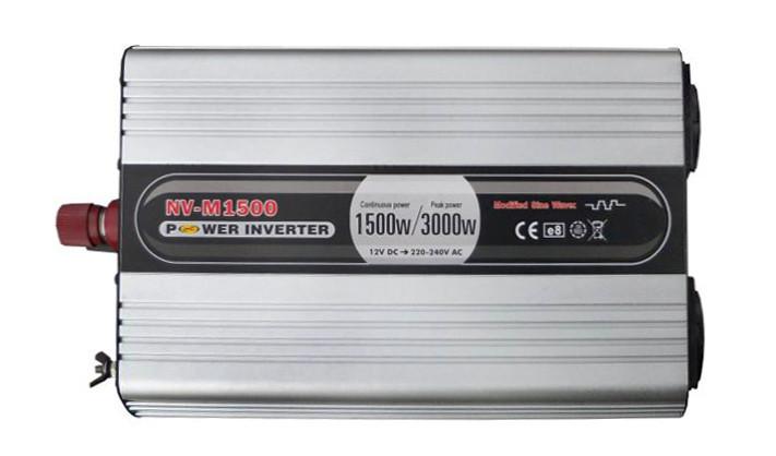 Инвертор NV-M 1500Вт 12-220
