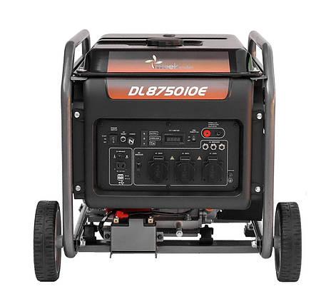 Генератор-инвертор Weekender 7,5 кВт  DL8750iOE, фото 2