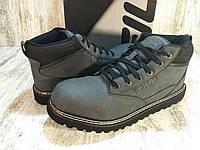 Полуботинки мужские Fila Grunson Boot Оригинал, кожаные. Размер 45.