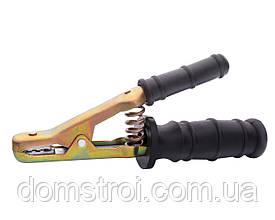 Электрододержатель с резиновой ручкой Харьков длина 23,5 см