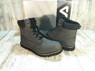 Ботинки мужские Fila Grunson Boot Оригинал, кожаные. Размер 45.