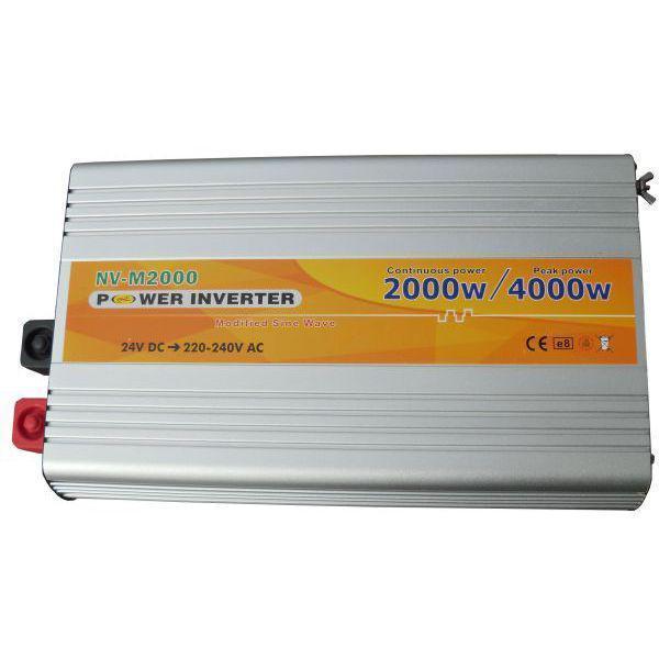Инвертор NV-M 2000Вт 12-220