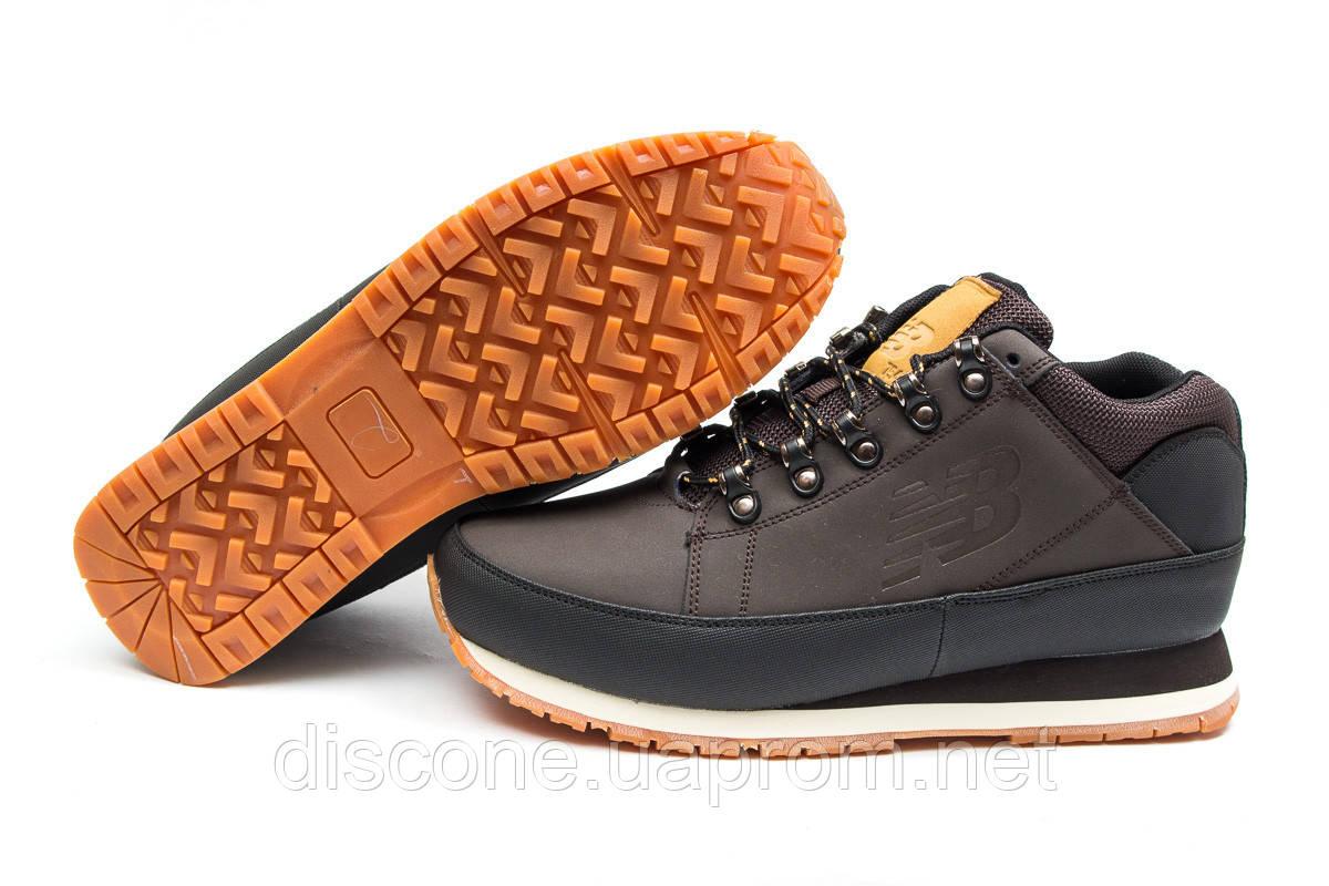 Зимние кроссовки ► New Balance 754,  коричневые (Код: 30202) ►(нет на складе) П Р О Д А Н О!