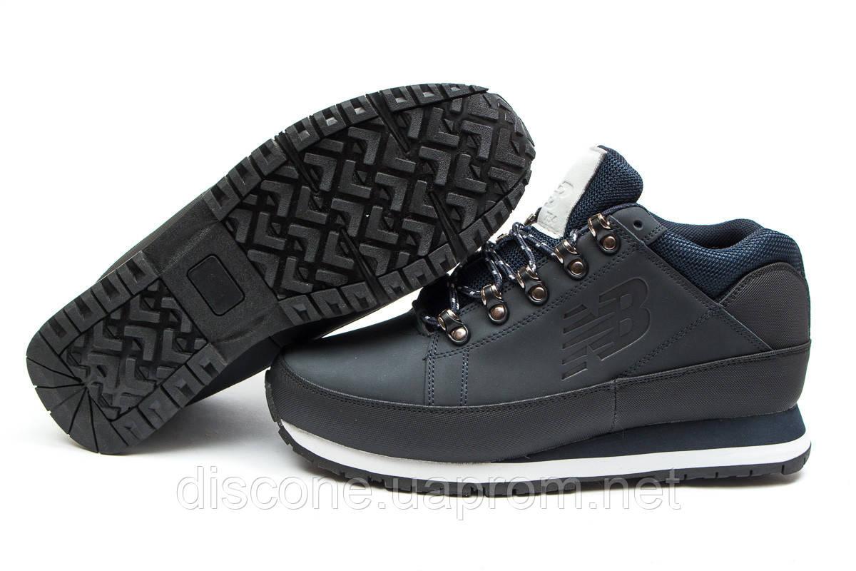 Зимние кроссовки ► New Balance 754,  темно-синие (Код: 30201) ►(нет на складе) П Р О Д А Н О!
