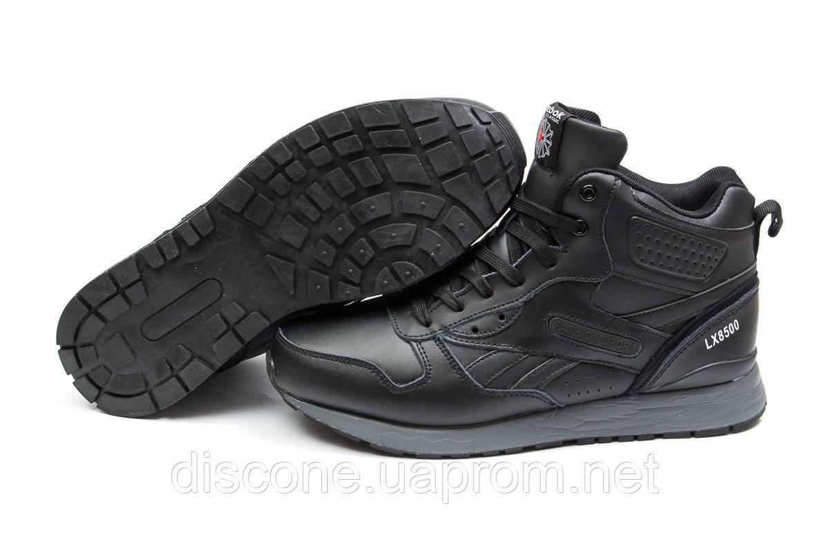 Зимние ботинки ► Reebok Classic,  черные (Код: 30214) ► [  41 (последняя пара)  ] ✅Скидка 36%