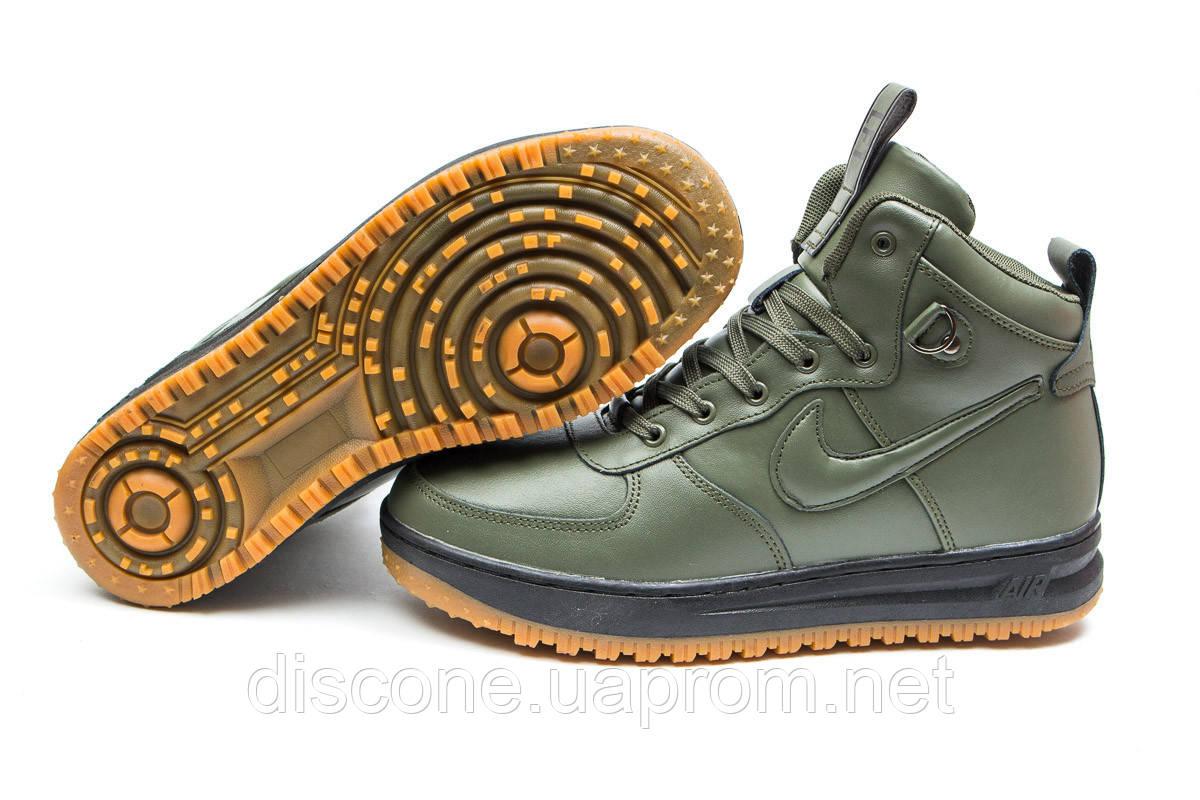 Зимние кроссовки ► Nike Air,  зеленые (Код: 30222) ► [  42 45 46  ] ✅Скидка 35%