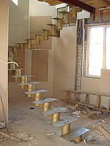 Лестницы на хребтовом косоуре, фото 2