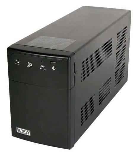 ИБП Powercom BNT-1200AP, 5 x IEC, USB (00210033)