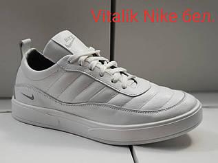 Демисезонные кроссовки Vitalik Nike белые