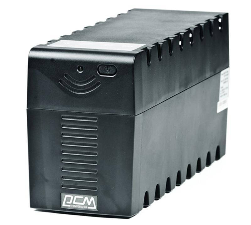 ИБП Powercom RPT-1000A, 3 x евро (00210191)