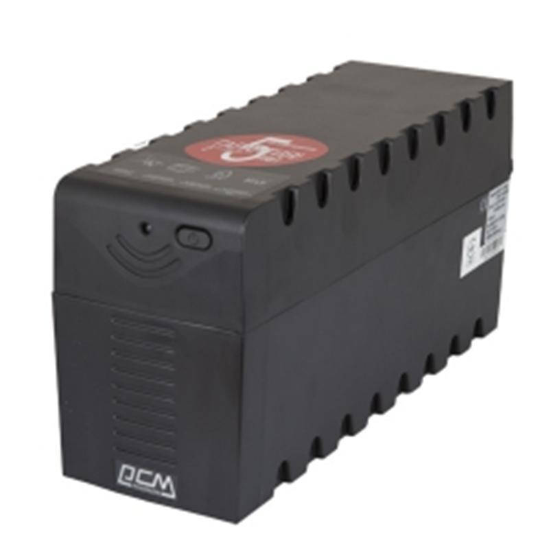 ИБП Powercom RPT-800AP, 3 x IEC, USB (00210196)