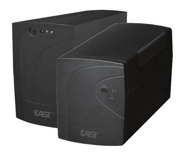 ИБП East EA-1000U, Line Int., AVR, 3xSchuko, USB (05900008)