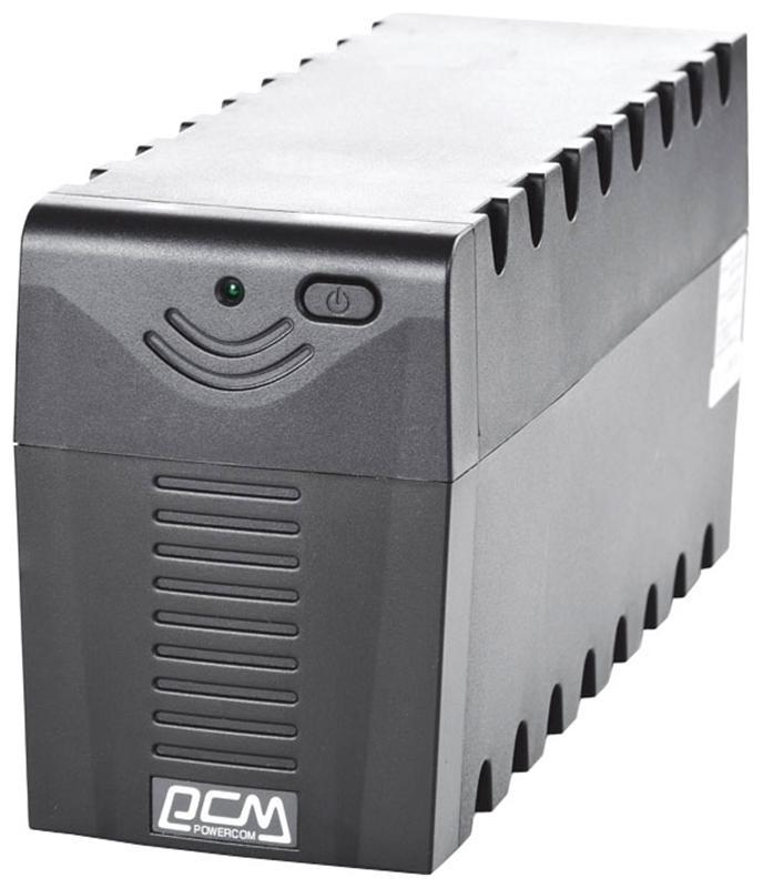 ИБП Powercom RPT-600A, 3 x IEC (00210199)