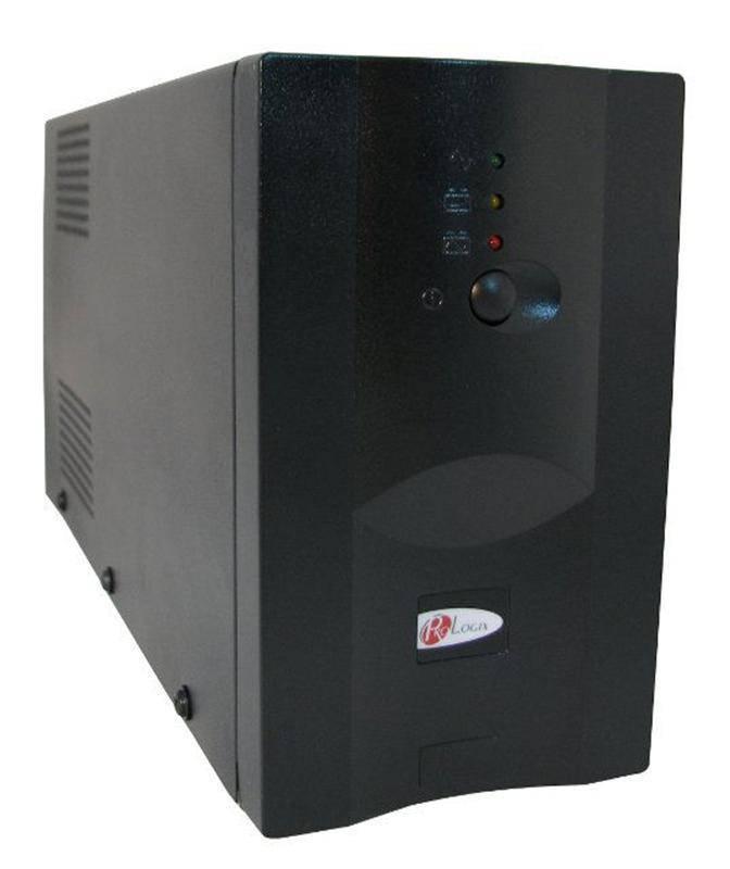 ИБП ProLogix Standart 650VA (ST650VAMU); метал.корпус, USB, розетки: 2 х евро