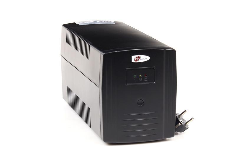 ИБП ProLogix Standart 1200VA (ST1200VAP); пластик.корпус, розетки: 3 х евро