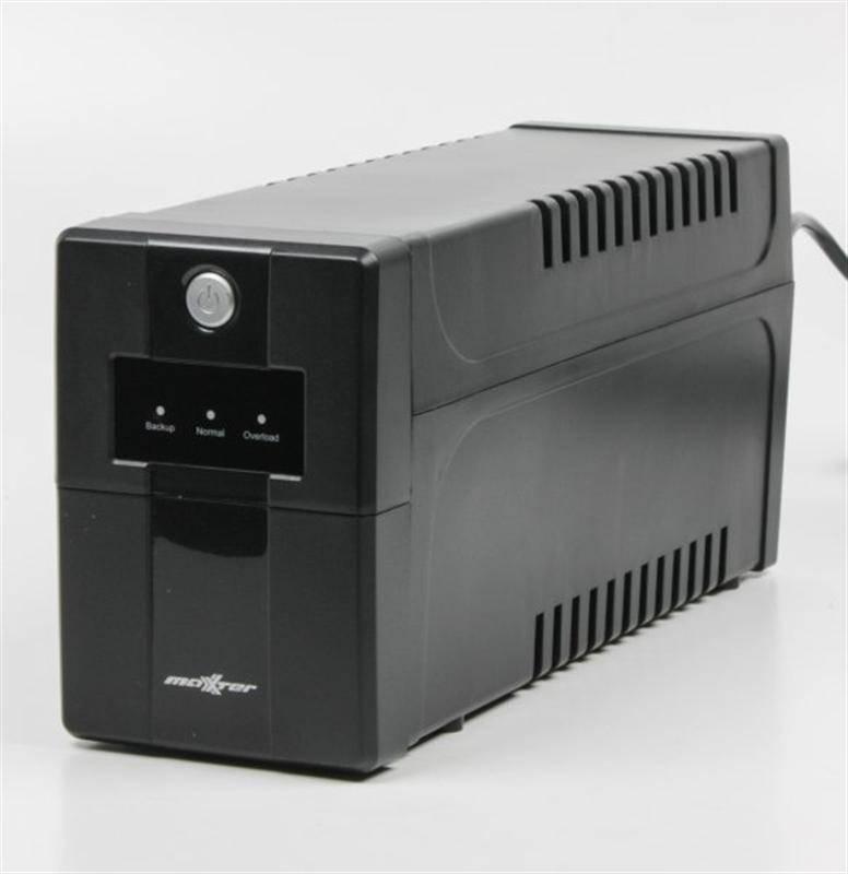 ИБП Maxxter MX-UPS-B850-01850VA, AVR, 2xShuko