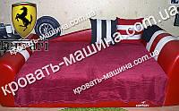 Плед - покрывало цвет МАРСАЛА 200*145