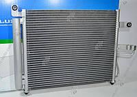 Радиатор кондиционера Хюндай Акцент / Accent 1.3/1.5/1.6 (99-) АКПП с ресивером ( 97606-25500)