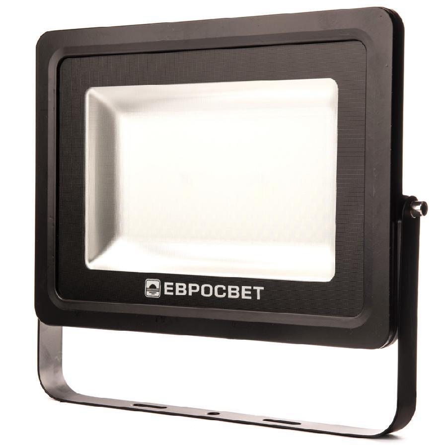 Прожектор светодиодный ЕВРОСВЕТ 150Вт 6400К EV-150-01 PRO13500Лм HM