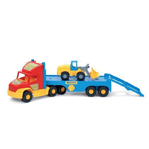 WADER Super Truck с трактором W36520