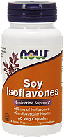 NOW - Soy Isoflavones 150mg (60 caps) | Соевые изофлавоны