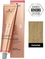 Тонирующий бондинг-крем (Карамель) Schwarzkopf BlondMeBlonde Toning T-Caramel 60 мл