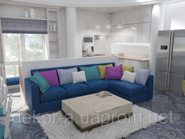 Реалистичная 3d визуализация интерьеров, дизайн интерьеров, домов