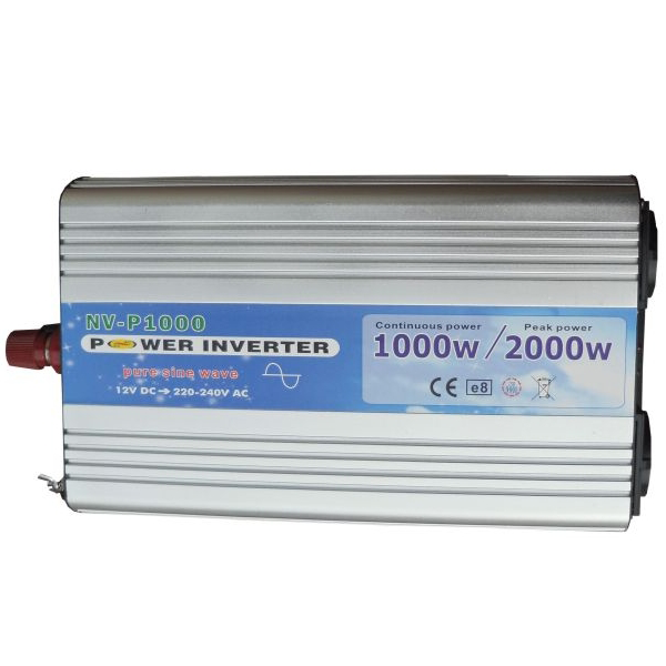 Инвертор NV-P 1000Вт 12-220 Чистая синусоида
