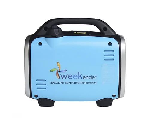 Генератор-инвертор Weekender 0,8 кВт GS950i 2 поколение, фото 2