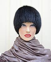 """Женская меховая шапка из ондатры  """"Шарик-Листок"""", фото 1"""