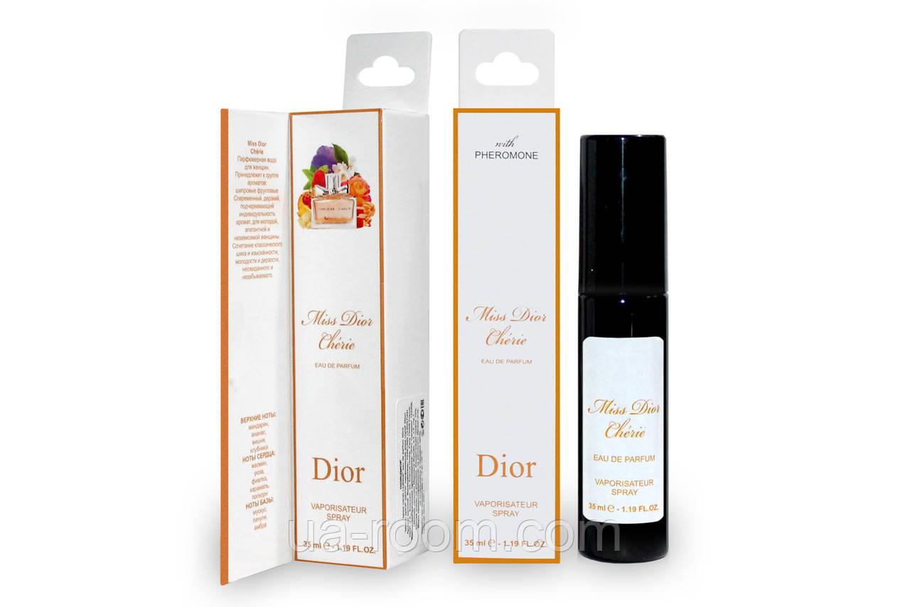Мини-парфюм Christian Dior Miss Dior Cherie, 35 мл